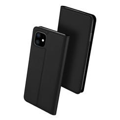 iPhone 11 hoesje - Dux Ducis Skin Pro Book Case - Zwart