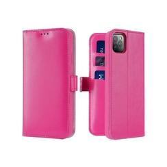 iPhone 11 Pro case - Dux Ducis Kado Wallet Case - Pink