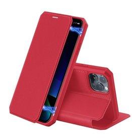 Dux Ducis iPhone 11 Pro Max case - Dux Ducis Skin X Case - Red