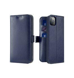 Dux Ducis iPhone 11 Pro Max case - Dux Ducis Kado Wallet Case - Blue