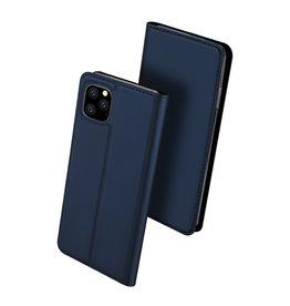 Dux Ducis iPhone 11 Pro Max case - Dux Ducis Skin Pro Book Case - Blue
