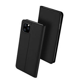 Dux Ducis iPhone 11 Pro Max case - Dux Ducis Skin Pro Book Case - Black
