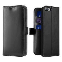 iPhone 7 / 8 Plus case - Dux Ducis Kado Wallet Case - Black