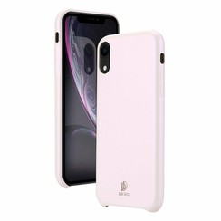 iPhone XR hoes - Dux Ducis Skin Lite Back Cover - Roze