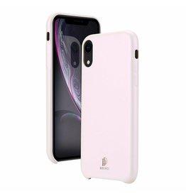 Dux Ducis iPhone XR case - Dux Ducis Skin Lite Back Cover - Pink