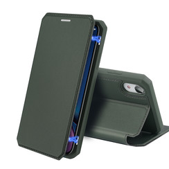 iPhone XR hoes - Dux Ducis Skin X Case - Groen