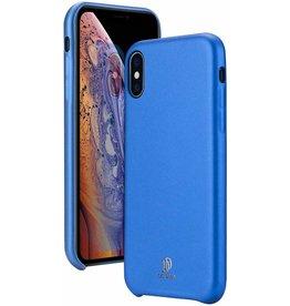 Dux Ducis iPhone XS Max case - Dux Ducis Skin Lite Back Cover - Blue