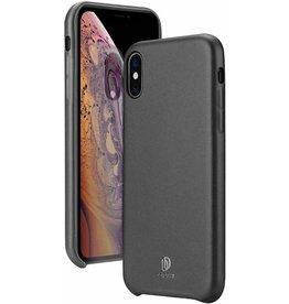 Dux Ducis iPhone XS Max case - Dux Ducis Skin Lite Back Cover - Black
