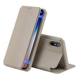 Dux Ducis iPhone XS Max case - Dux Ducis Skin X Case - Gold