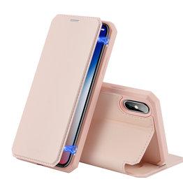 Dux Ducis iPhone XS Max case - Dux Ducis Skin X Case - Pink