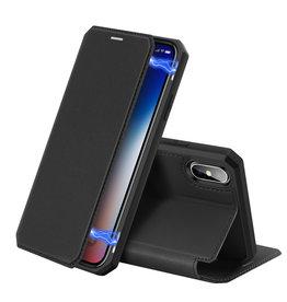 Dux Ducis iPhone XS Max case - Dux Ducis Skin X Case - Black