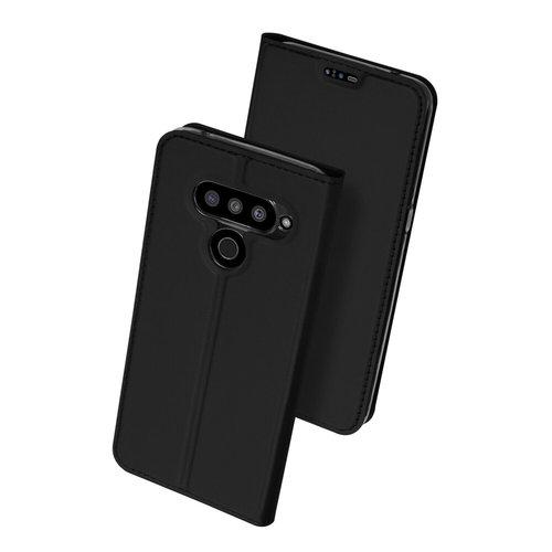 Dux Ducis LG V50 ThinQ hoesje - Dux Ducis Skin Pro Book Case - Zwart