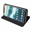 Dux Ducis Motorola Moto One Power hoesje - Dux Ducis Skin Pro Book Case - Zwart