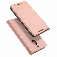 Nokia 2.1 hoesje - Dux Ducis Skin Pro Book Case - Roze