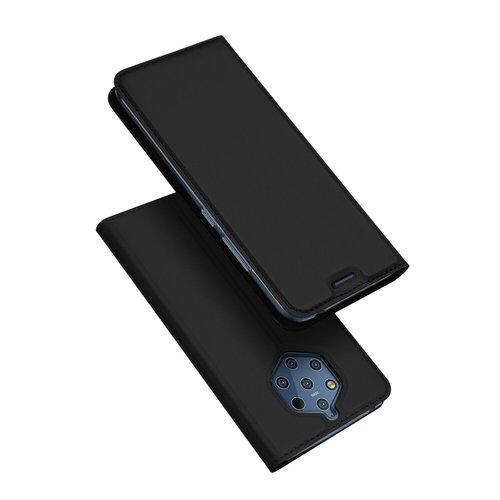 Dux Ducis Nokia 9 PureView hoesje - Dux Ducis Skin Pro Book Case - Zwart