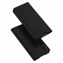 Samsung Galaxy A01 hoesje - Dux Ducis Skin Pro Book Case - Zwart