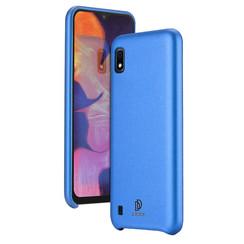Samsung Galaxy A10 hoes - Dux Ducis Skin Lite Back Cover - Blauw