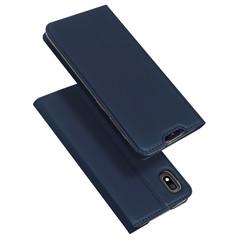 Samsung Galaxy A10 case - Dux Ducis Skin Pro Book Case - Blue