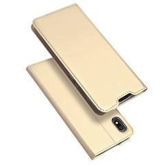 Samsung Galaxy A10 case - Dux Ducis Skin Pro Book Case - Gold