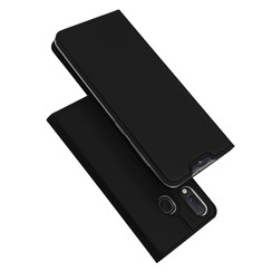 Samsung Galaxy A20e hoesje - Dux Ducis Skin Pro Book Case - Zwart