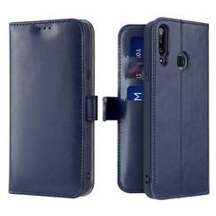 Samsung Galaxy A20s telefoonhoesje - Dux Ducis Kado Wallet Case - Blue