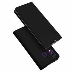 Samsung Galaxy A40 hoesje - Dux Ducis Skin Pro Book Case - Zwart