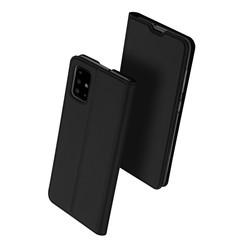 Samsung Galaxy A51 hoesje - Dux Ducis Skin Pro Book Case - Zwart