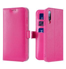 Dux Ducis Samsung Galaxy A70 case - Dux Ducis Kado Wallet Case - Pink
