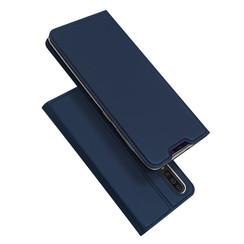 Samsung Galaxy A70 case - Dux Ducis Skin Pro Book Case - Blue
