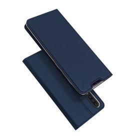 Dux Ducis Samsung Galaxy A70 case - Dux Ducis Skin Pro Book Case - Blue