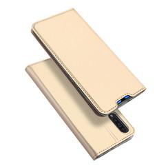 Samsung Galaxy A70 case - Dux Ducis Skin Pro Book Case - Gold