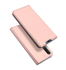 Dux Ducis Samsung Galaxy A70 case - Dux Ducis Skin Pro Book Case - Rosé-Gold