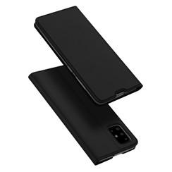 Samsung Galaxy A71 hoesje - Dux Ducis Skin Pro Book Case - Zwart
