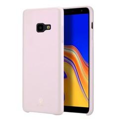 Samsung Galaxy J4 Plus hoes - Dux Ducis Skin Lite Back Cover - Roze