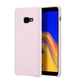 Dux Ducis Samsung Galaxy J4 Plus case - Dux Ducis Skin Lite Back Cover - Pink