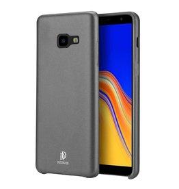 Dux Ducis Samsung Galaxy J4 Plus case - Dux Ducis Skin Lite Back Cover - Black
