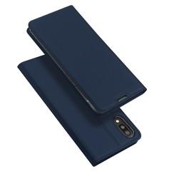 Samsung Galaxy M10 hoesje - Dux Ducis Skin Pro Book Case - Blauw