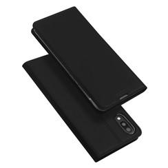 Samsung Galaxy M10 hoesje - Dux Ducis Skin Pro Book Case - Zwart
