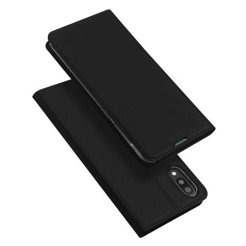 Dux Ducis Samsung Galaxy M10 hoesje - Dux Ducis Skin Pro Book Case - Zwart
