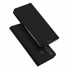 Samsung Galaxy M30 case - Dux Ducis Skin Pro Book Case - Black