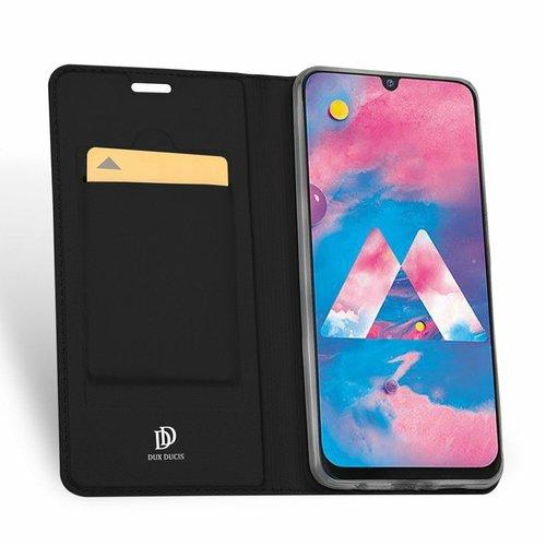 Dux Ducis Samsung Galaxy M30 hoesje - Dux Ducis Skin Pro Book Case - Zwart
