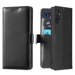 Samsung Galaxy Note 10 Plus hoesje - Dux Ducis Kado Wallet Case - Zwart