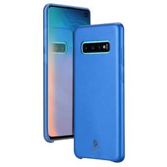 Samsung Galaxy S10 case - Dux Ducis Skin Lite Back Cover - Blue