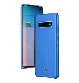 Dux Ducis Samsung Galaxy S10 case - Dux Ducis Skin Lite Back Cover - Blue