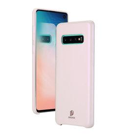 Dux Ducis Samsung Galaxy S10 case - Dux Ducis Skin Lite Back Cover - Pink