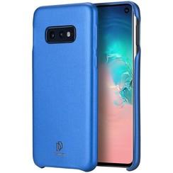 Samsung Galaxy S10e hoes - Dux Ducis Skin Lite Back Cover - blauw