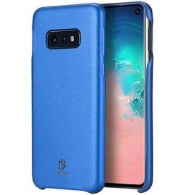 Dux Ducis Samsung Galaxy S10e case - Dux Ducis Skin Lite Back Cover - blauw