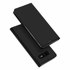 Samsung Galaxy S10e case - Dux Ducis Skin Pro Book Case - Black