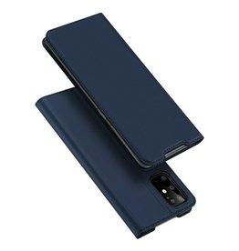 Dux Ducis Samsung Galaxy S20 Plus case - Dux Ducis Skin Pro Book Case - Blue