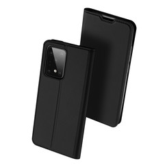 Samsung Galaxy S20 Ultra case - Dux Ducis Skin Pro Book Case - Black